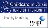 Childcare in Crisis logo