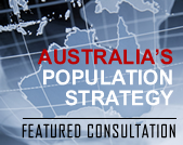 Australia's population strategy forum