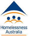 Homelessness Australia logo