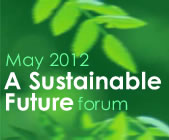 A Sustainable Future forum logo