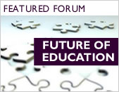 Future of Education featured forum