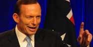 Tony Abbott claims victory