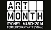 Art Month Sydney 2014 logo