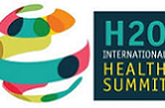 H20 International Health Summit logo