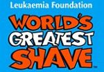 Leukaemia Foundation World's Greatest Shave logo