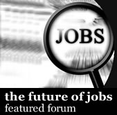 The Future of Jobs featured forum teaser