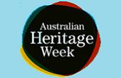 Australian Heritage Week 2016