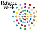 Refugee Week 2016 logo colour