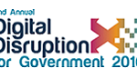 Digital Disruption for Government 2016